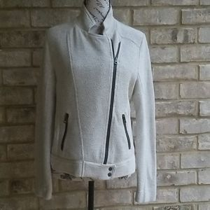 COPY - Lucky Brand  Blazer/Jacket Zipper up Sz M